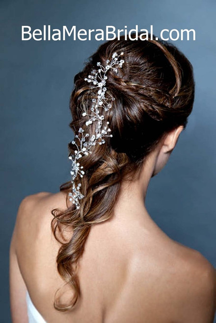 Giselle Bridals Headpiece H229