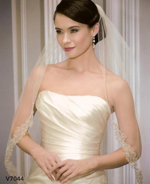 Bel Aire Bridal Wedding Veil V7044C - Cathedral Wedding Veil