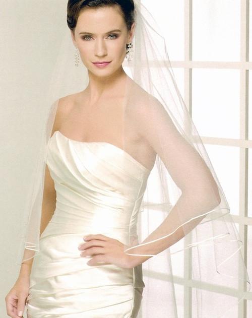 Bel Aire Bridal Wedding Veil V7121C - Cathedral Wedding Veil