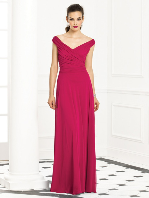 53cda673e95 After Six by Dessy. After Six Bridesmaids Style 6667 - Lux Chiffon