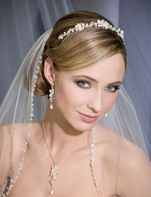 Bel Aire Bridal  Headband 6162