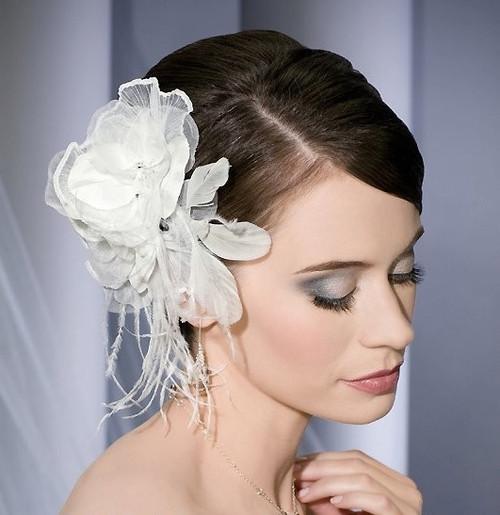 Bel Aire Bridal  Clip 6176