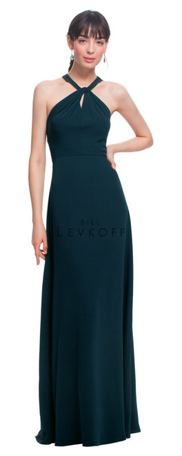 e7c812e04a3 Designer Bill Levkoff Bridesmaid Dress Style 1452 - Hamlet Crepe ...