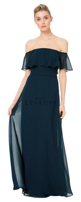 c6e24360de9 Designer Bill Levkoff Bridesmaid Dress Style 1500 - Chiffon Dress