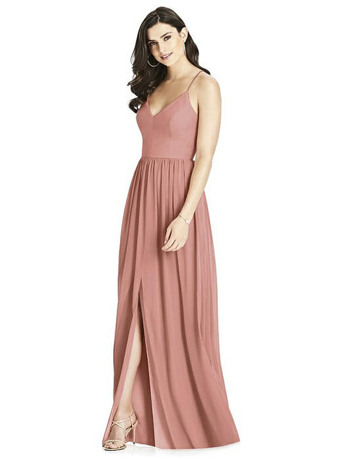 4da0a5af9517 Dessy. Dessy Bridesmaid Dress 3019 - Lux Chiffon