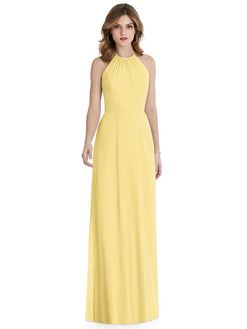 36c481cdbb952 After Six Bridesmaid style 1515 - Lux Chiffon - Curated By Wedding ...
