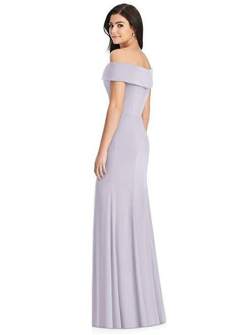 Dessy Bridesmaid Dress 3030 - Crepe
