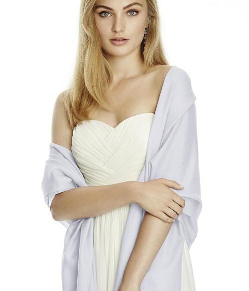 Wedding Pashmina Dove Color