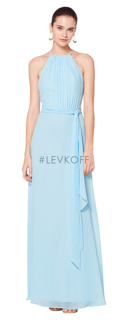 #LEVKOFF Bridesmaid Dress Style 7070 - Chiffon