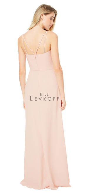 Bill Levkoff Bridesmaid Dress Style 1518 - Hamlet Crepe