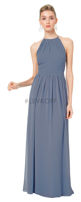 Fast Ship -  #LEVKOFF - Bill Levkoff Bridesmaid Dress Style 7044 - Size 8