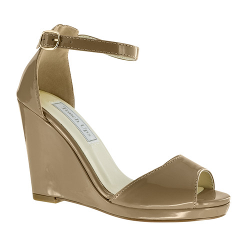 Touch Up Wedge Holly Dark Nude - 4341