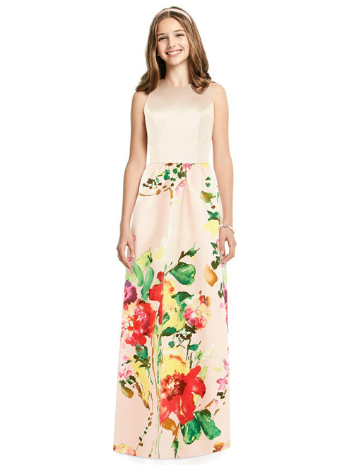Alfred Sung Junior Bridesmaid Dress JR536CP
