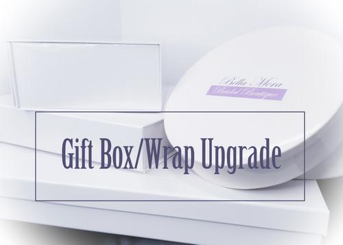Gift Box Wrap Upgrade
