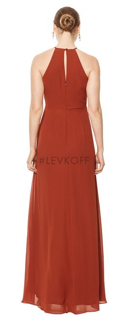 #LEVKOFF Bridesmaid Dress Style 7107 - Chiffon