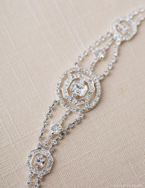 Bel Aire Bridal Bracelet BC103