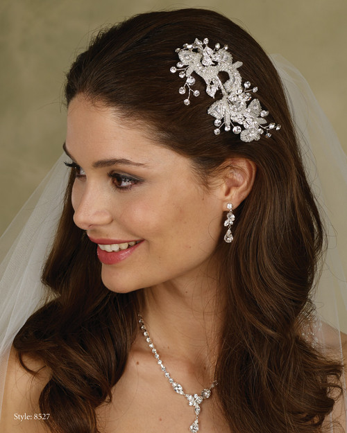 Marionat Bridal Headpieces 8527 - Marionat Bridal Accessories