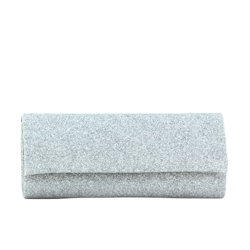 Dyeables Handbags Accessory HB2051 - Silver Glitter