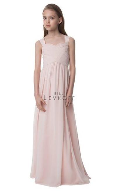 62ad3f20ba Bill Levkoff Junior Bridesmaid Dress Style 16502 - Chiffon