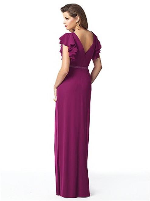 2b05a175dae Dessy Bridesmaids Dresses 2874 - Lux Chiffon