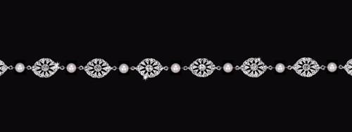 En Vogue Bridal Headband HB1681- Rhinestone Headband