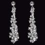 En Vogue Bridal Style E1561 - Rhinestone Earrings