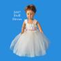 Rosebud Fashions Flower Girl Dresses - Style 5127 - Upgraded Option