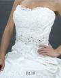 Giselle Bridals Lace Belt Style BL18 - Lace Belt