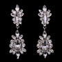 En Vogue Bridal Style E1963 - Rhinestone Earrings