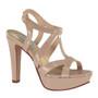 Touch Ups Queenie Nude Heel - 4002