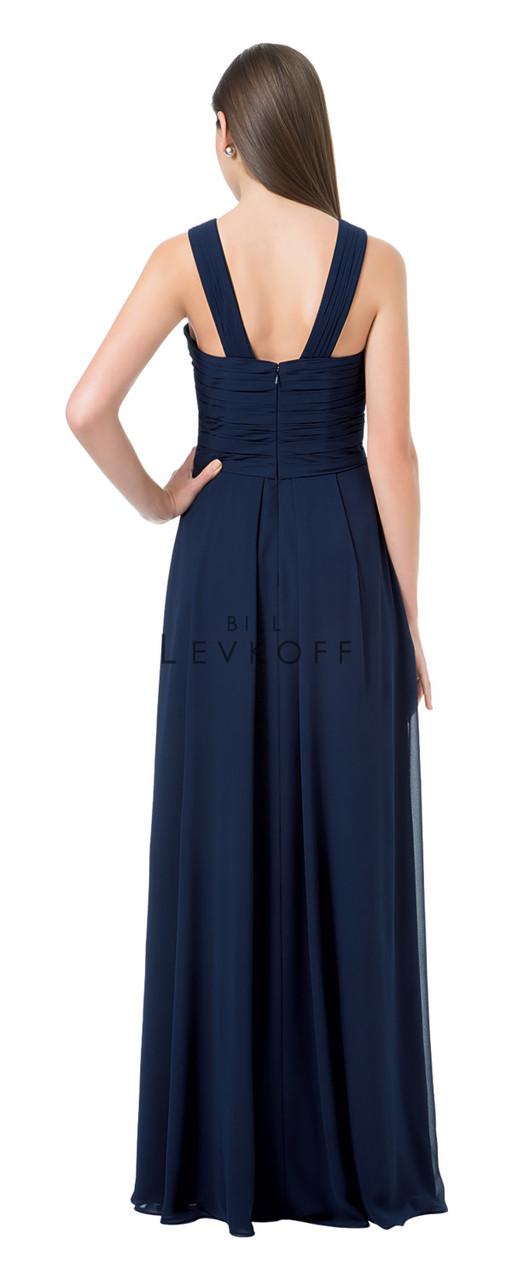 d7a3fddbad Designer Bill Levkoff Bridesmaid Dress Style 1218 - Chiffon Dress