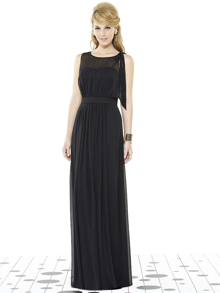 e5b6fec160d After Six Bridesmaids Style 6714 by Dessy - Lux Shimmer