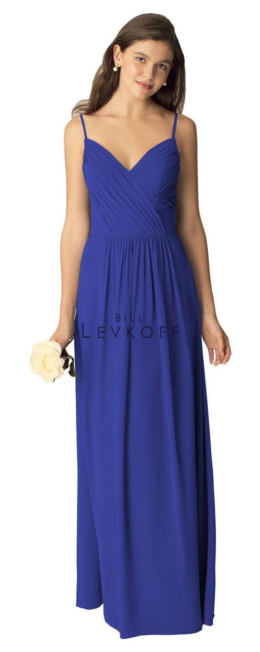 3b1b41dd0f5 Designer Bill Levkoff Bridesmaid Dress Style 1269 - Chiffon Dress