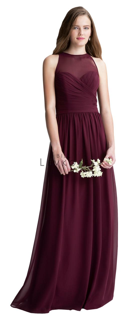 9356ff82130 Designer Bill Levkoff Bridesmaid Dress Style 1406 - Chiffon Dress
