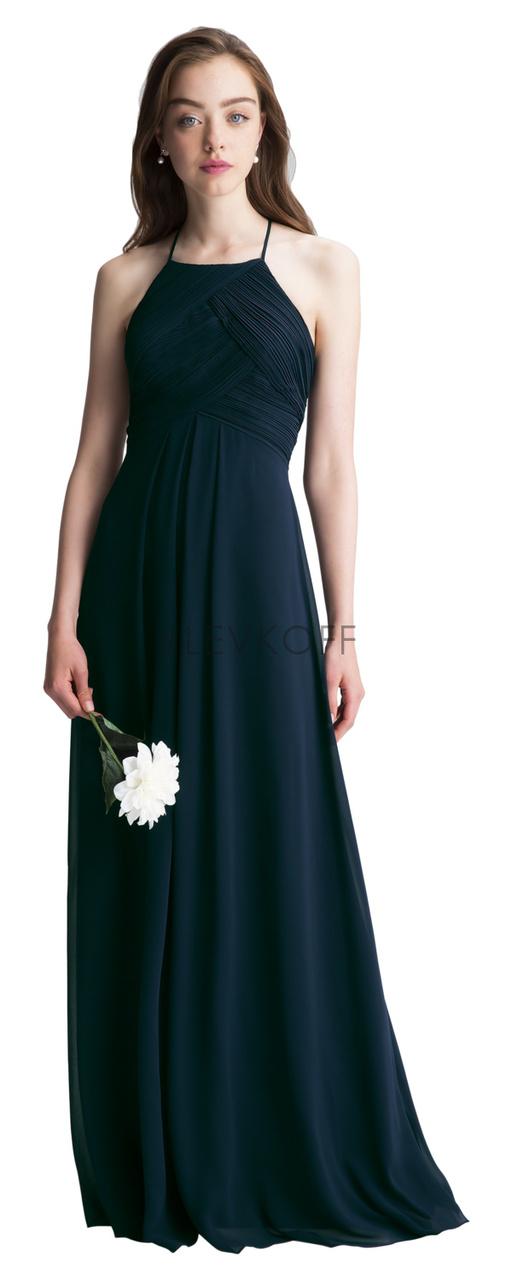44dfce3741c0 LEVKOFF - Bill Levkoff Bridesmaid Dress Style 7001 - Chiffon ...