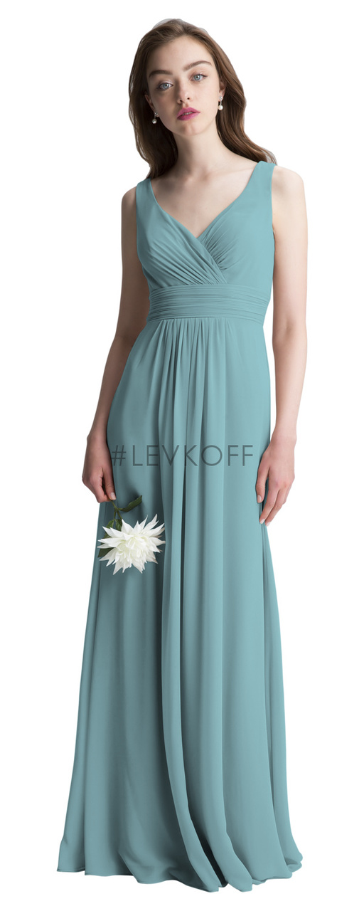 b175f0444708 LEVKOFF - Bill Levkoff Bridesmaid Dress Style 7004 - Chiffon ...