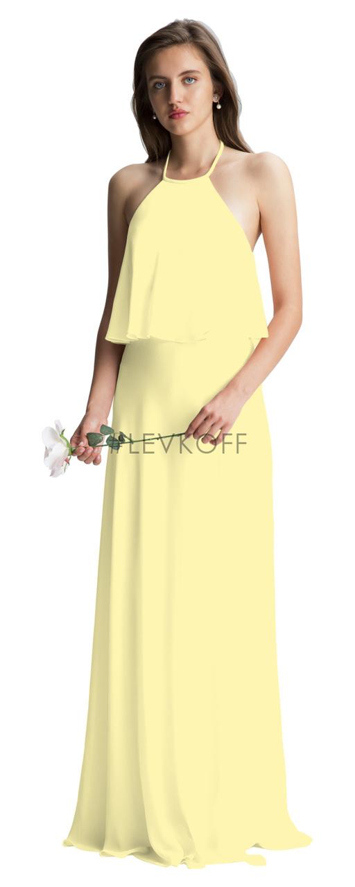 34dde63b4e78 #LEVKOFF - Bill Levkoff Bridesmaid Dress Style 7006 - Chiffon--Special  Offers