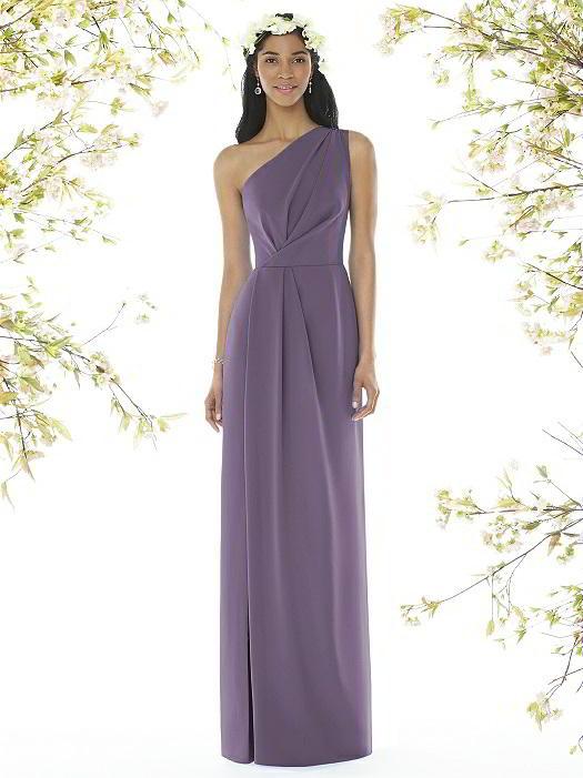 92168d6ca55 Social Bridesmaids Dress 8156 - Matte Chiffon