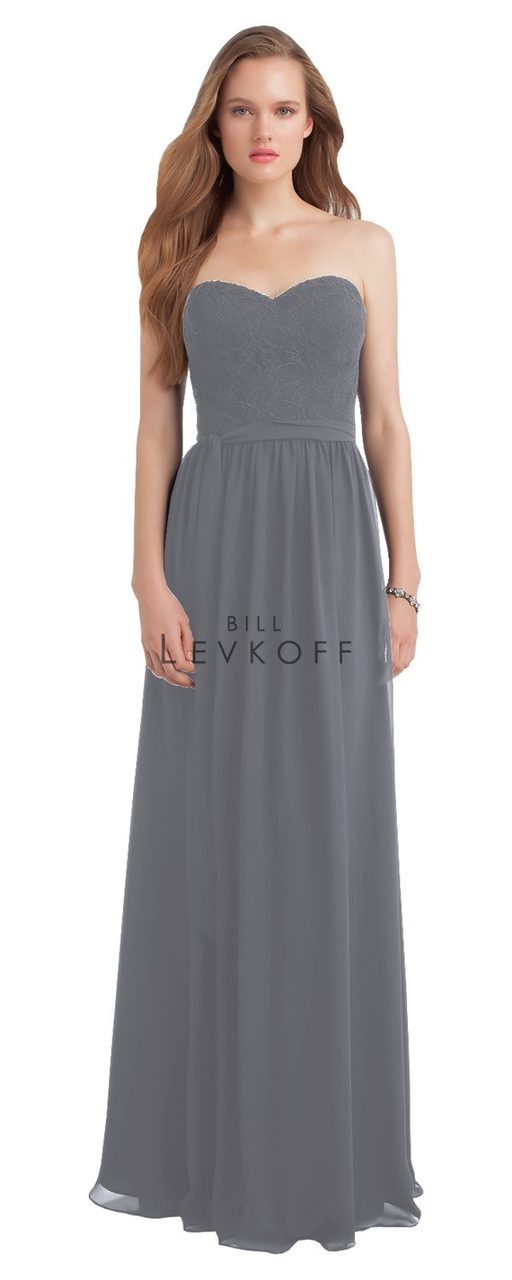 8e6dd750ef6f1 Designer Bill Levkoff Bridesmaid Dress Style 1274 - Quick Ship ...