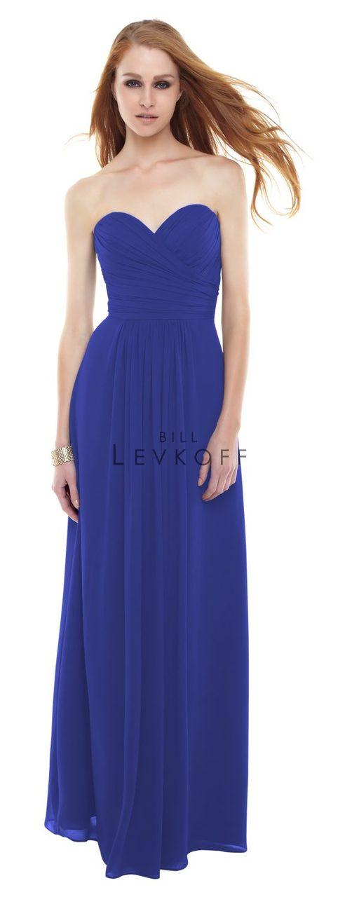 29d972976f Designer Bill Levkoff Bridesmaid Dress Style 165 - Chiffon Dress