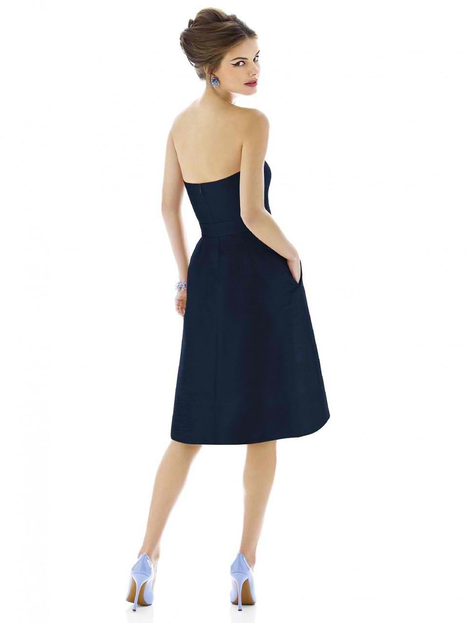 0e1428b0e9a Designer Alfred Sung Bridesmaids Dress D580 - Bridesmaids