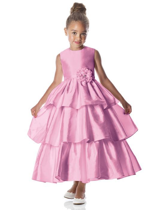 a8e7c2e7861a5 Dessy Flower Girl Dress FL4029 - Discontinued
