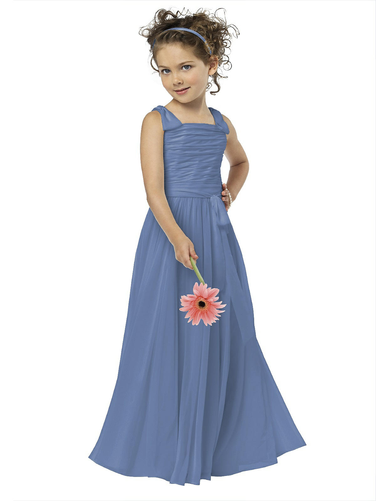 12069c390dbb Dessy Flowergirl Dresses - Dessy Flower Girl Dress FL4033