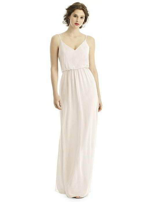 f8b785539b8 After Six Bridesmaid style 1505 - Lux Chiffon - Curated By Wedding Chicks