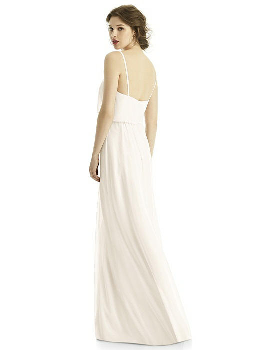 f8eb7c0b5 After Six Bridesmaid style 1505 - Lux Chiffon - Curated By Wedding Chicks