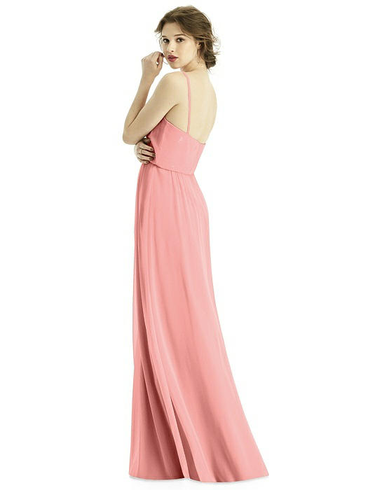 8fa82fe01b5 After Six Bridesmaid style 1506 - Lux Chiffon - Curated By Wedding Chicks