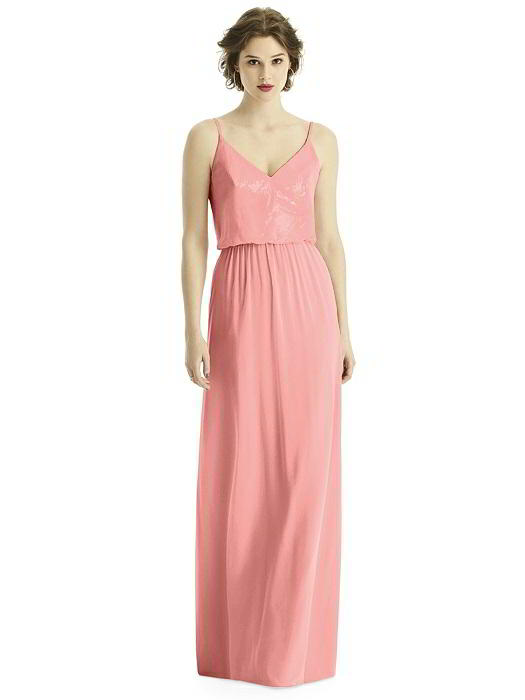 a8c28f614c After Six Bridesmaid style 1506 - Lux Chiffon - Curated By Wedding Chicks