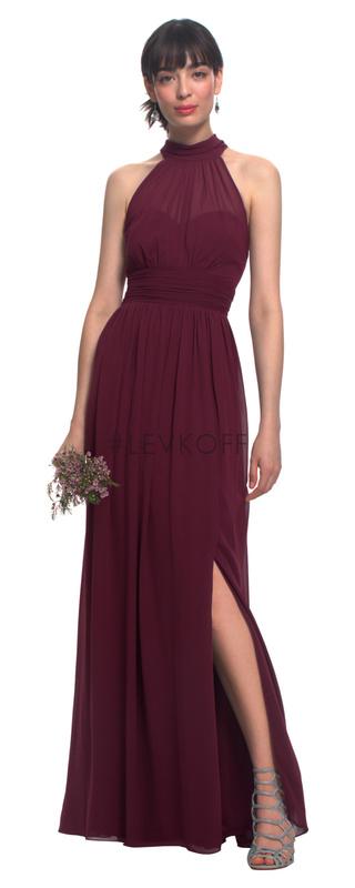 31374c1e9b6  LEVKOFF - Bill Levkoff Bridesmaid Dress Style 7019 - Chiffon