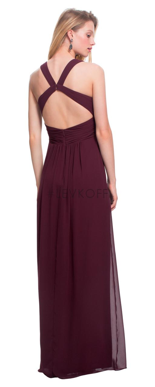 27b21f26813 ... Bill Levkoff Bridesmaid Dress Style 7022 - Chiffon. Tap to expand