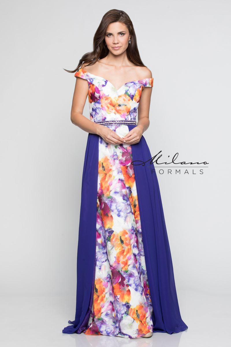 c7c28acdff041 Milano Formals E2360 - Formal Dresses | Best Prom & Homecoming Dresses